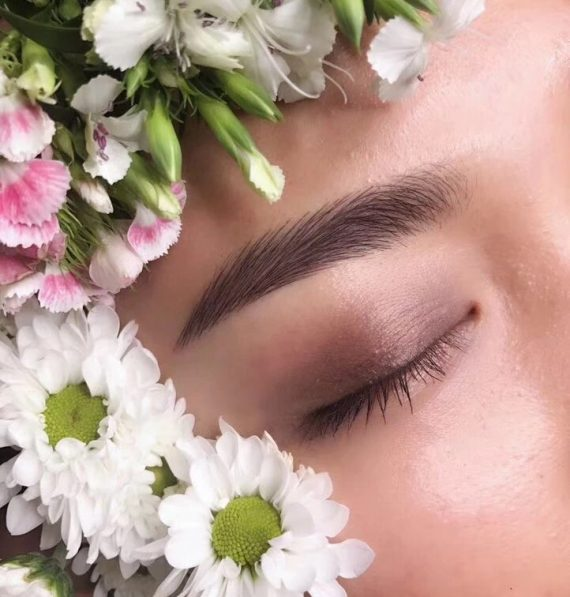 Microblading Brows Tattoo